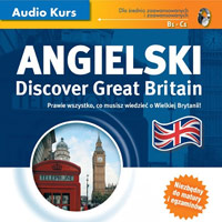 Angielski - Discover Great Britain